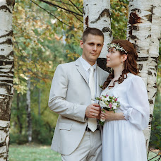 Wedding photographer Dina Ustinenko (Slafit). Photo of 30.08.2016