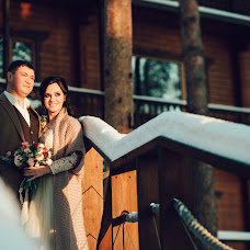 Wedding photographer Marina Klipacheva (MaryChe). Photo of 19.12.2017