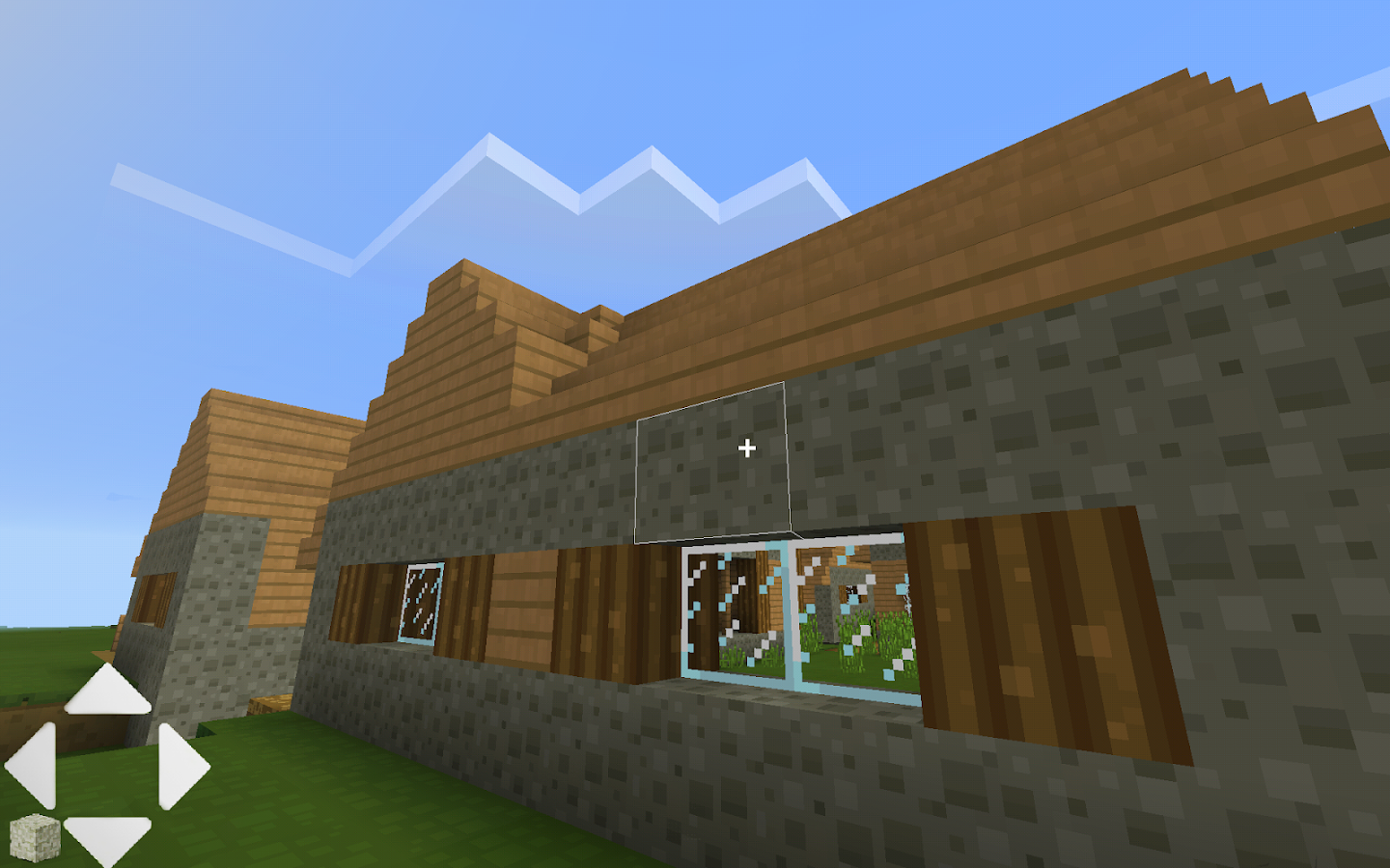 Screenshots of Crafting and Building for iPhone