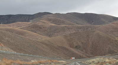 Photo: Scenes along the highway, Nevada