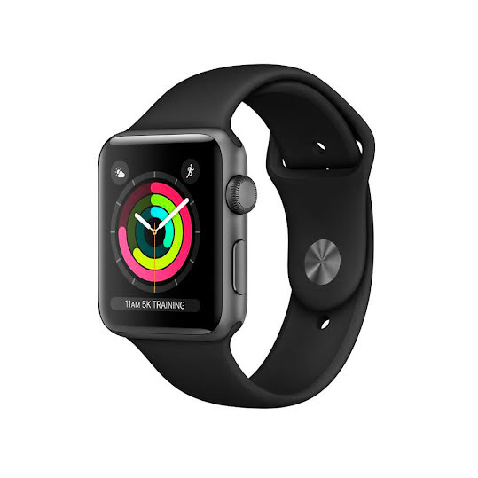 Apple Watch Series 3 42mm WiFI Space Gray (A+)