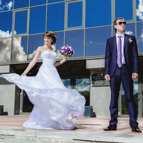 Wedding photographer Evgeniy Slezovoy (slezovoy). Photo of 14.02.2016