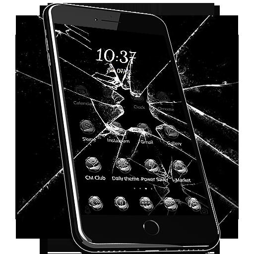 Glass Broken Theme