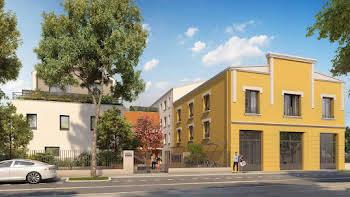 Appartement 4 pièces 109,47 m2