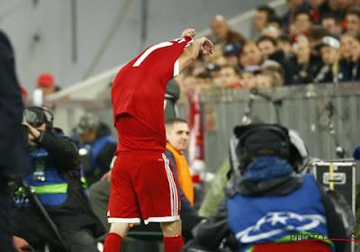 """""""Abruti"""" et autres amabilités... quand Franck Ribery craque sur Twitter"""