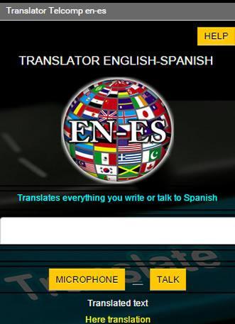 Translator EN-ES