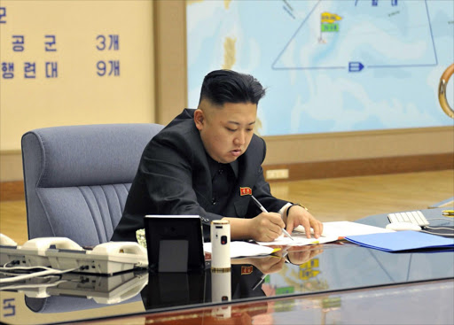 North Korea says US sanctions to blame for dumped nuclear agreement