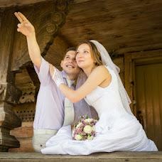 Wedding photographer Nadezhda Lvova (nadulson). Photo of 04.11.2014