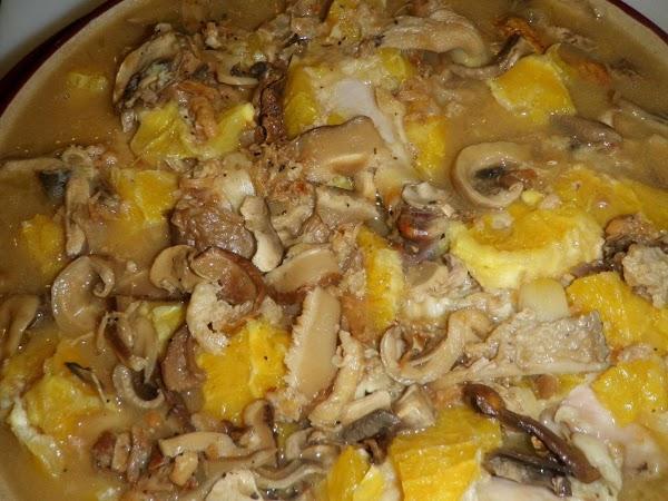 Orange Garlic Chicken Recipe