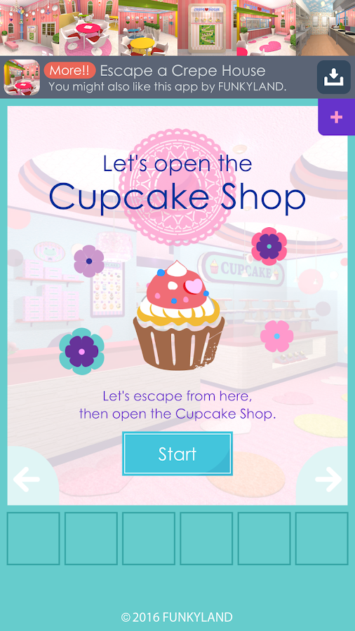 Escape the Sweet Shop Series- screenshot