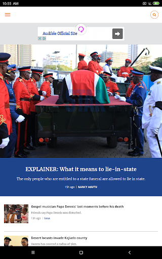 The Star Free Kenyan Newspaper screenshot 6