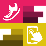 Activity Tracker & Lifestyle Monitor Icon