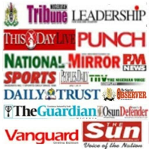 Nigeria Newspapers (Offline Read)