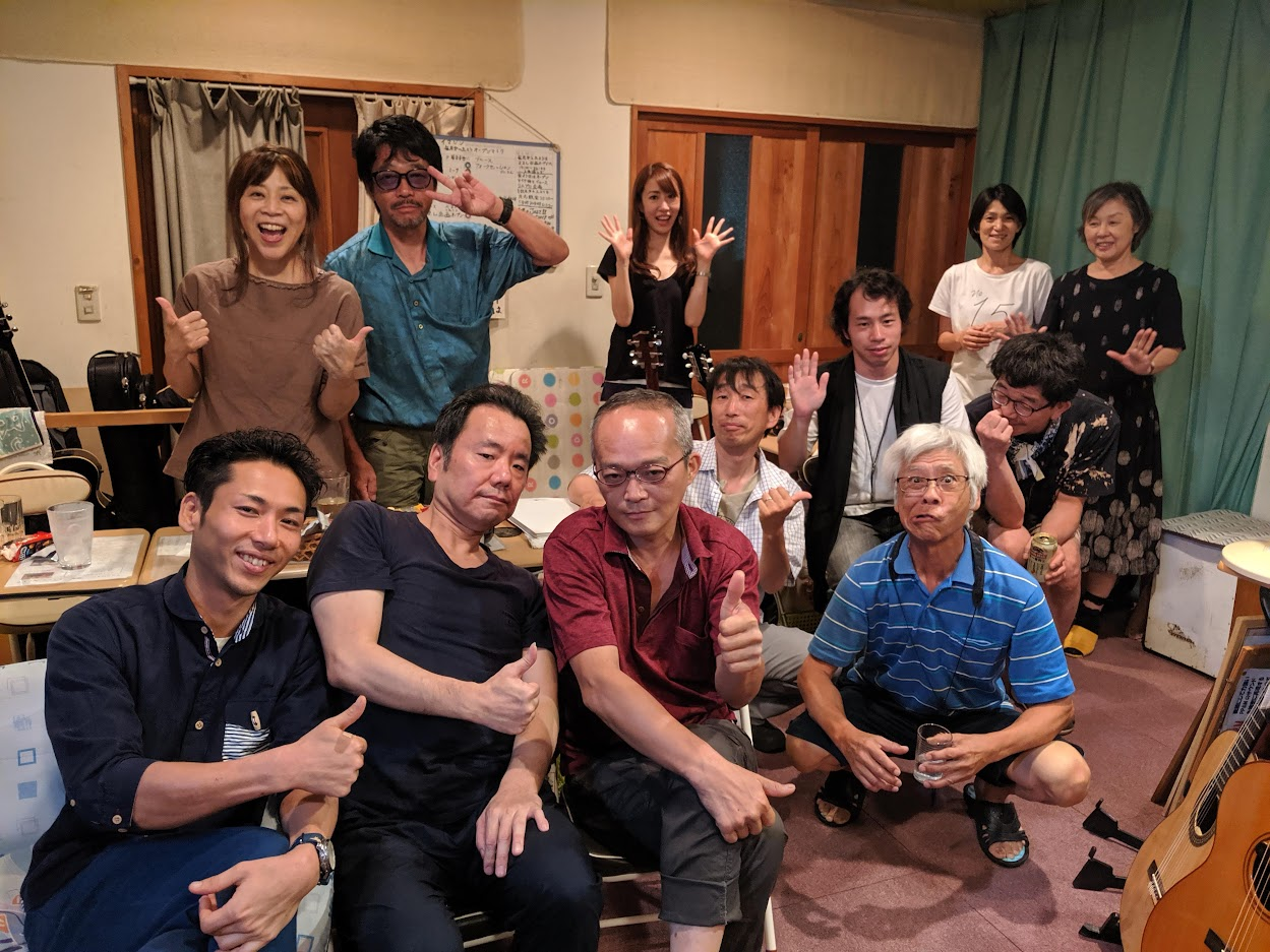 8月10日 73回目のZZL in イマジンと放課後(29)