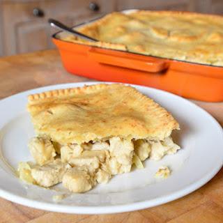 Quorn Chicken Style Pieces and Leek Pie [Vegetarian] Recipe