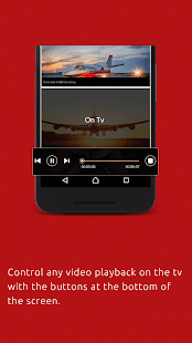 VideoCast DLNA Movie Player- screenshot thumbnail