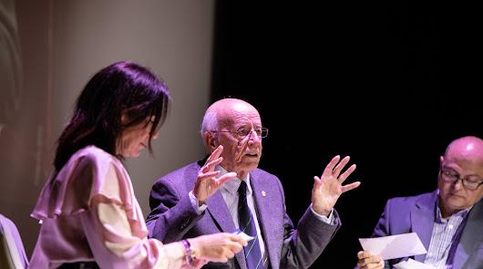 """Lledó destaca la educación y la cultura como """"riqueza"""" de la sociedad"""