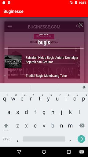 Buginesse screenshot 4