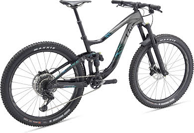 Liv By Giant 2019 Intrigue Advanced 0 Full Suspension Mountain Bike alternate image 1