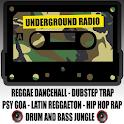 reggae dancehall rap radio icon