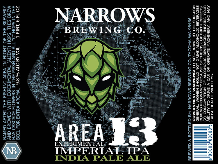 Logo of Narrows Area 13 IIPA