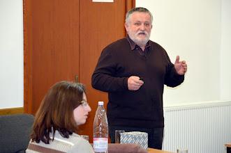 Photo: Tungli Gyula (RHK Kft.) előadása