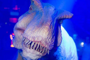 Maximus The Dinosaur Rental In Hertfordshire | Platinum Disco