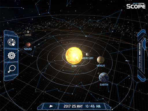 Solar System Scope 3.0.7 screenshots 6