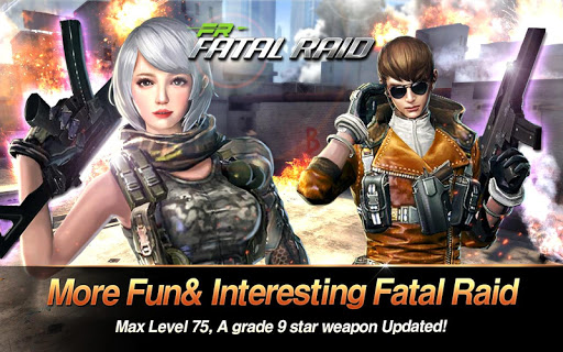 Fatal Raid - No.1 Mobile FPS 1.5.444 Screenshots 2