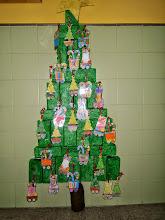 Photo: El árbol de Navidad de 4 años
