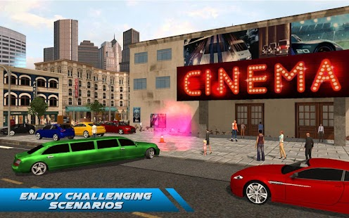 Luxury Limo Simulator 2018 : City Drive 3D - náhled