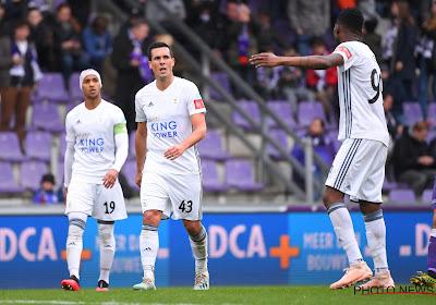 Jérémy Perbet devrait définitivement quitter Charleroi