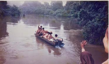Photo: Sungai Tapung