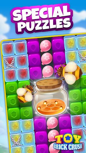 Toy Brick Crush - Addictive Puzzle Matching Game fond d'écran 2