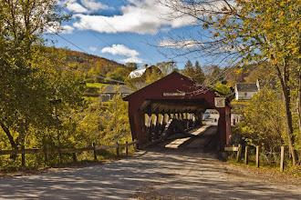 Photo: Taftsville Covered Bridge