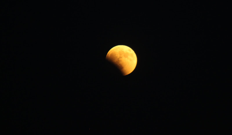Eclissi lunare di Antonio De Felice