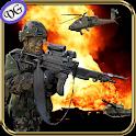 Frontline Army Commando 3D icon