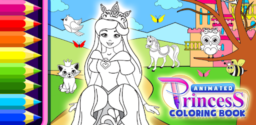 Princess Kids Coloring Book Games Apk Free Download For Android PC