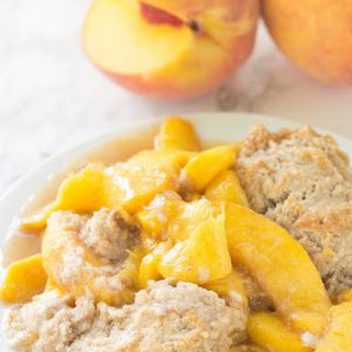 Apple Peach Cobbler Recipes