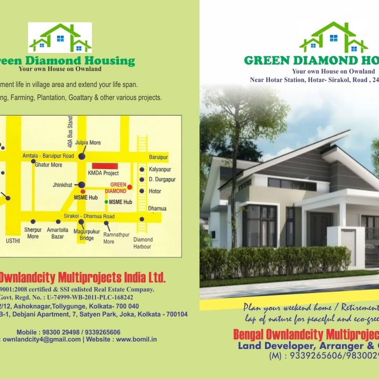 Real Estate Land Project - Construction Company in Kolkata