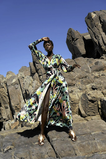 Sandiso Khumalo's SS18 collection is perfect for the long, hot summer.