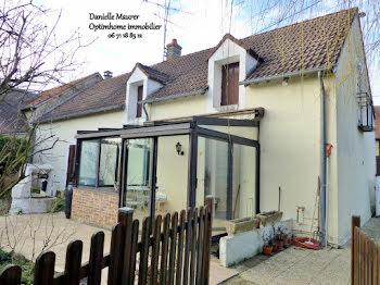 maison à Flavigny (18)
