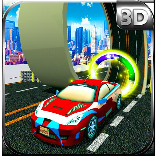 Extreme Ramp Car Stunts 3D Sim