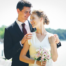 Wedding photographer Oleg Besprozvannyy (juolsa). Photo of 20.10.2017