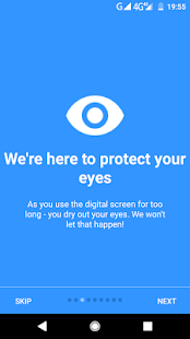Look Away: Eye Protection, Alerts, Timed Breaks - náhled