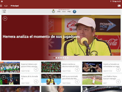 Televisa Deportes- screenshot thumbnail