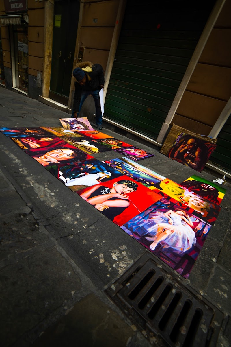 Arte in strada di Claudio Tenca