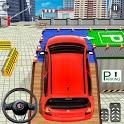Modern Car Parking Drive 3D Game - Free Games 2021 icon