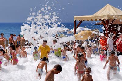 SANTA SUSANNA - Beach Club