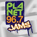 Planet 96.7 icon